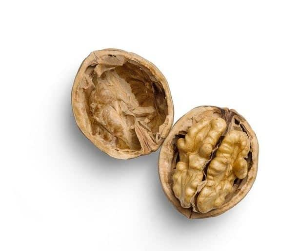 how to remove pesticides from nuts