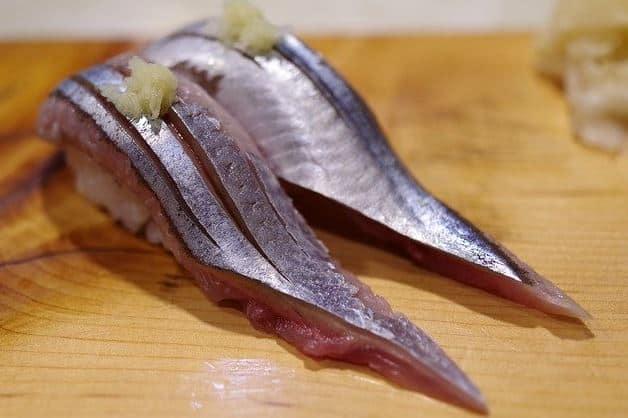 japanese sushi diet omega-3