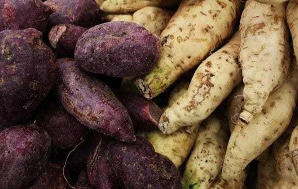 purple sweet potatoes okinawan diet