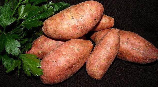 sweet potatoes for healthier longer life
