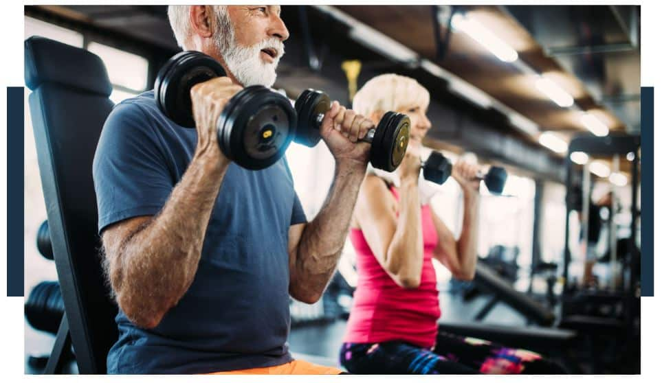 exercise regularly for longevity