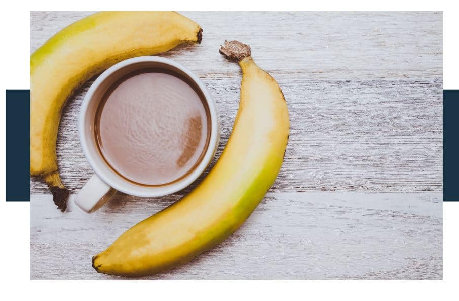 Eating Bananas With a Cup of Coffee Good for You