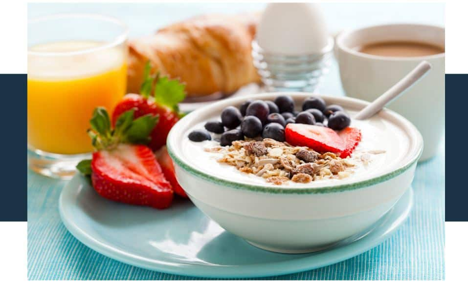 How Long Does It Take An Average Person To Eat Breakfast