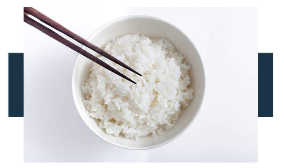 Is White Rice Unhealthy