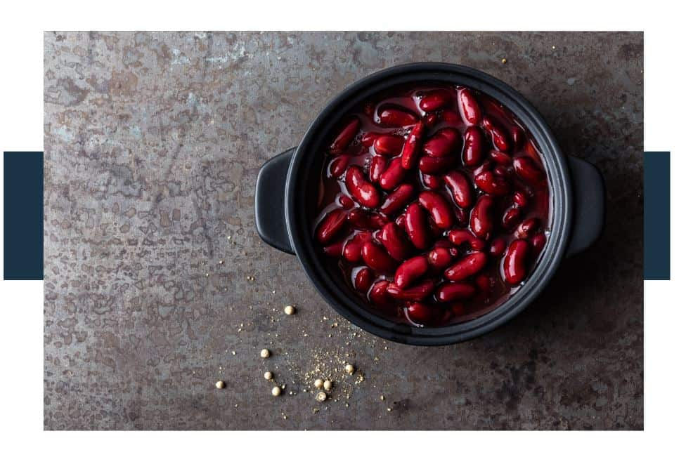 Is the liquid in canned beans bad for you