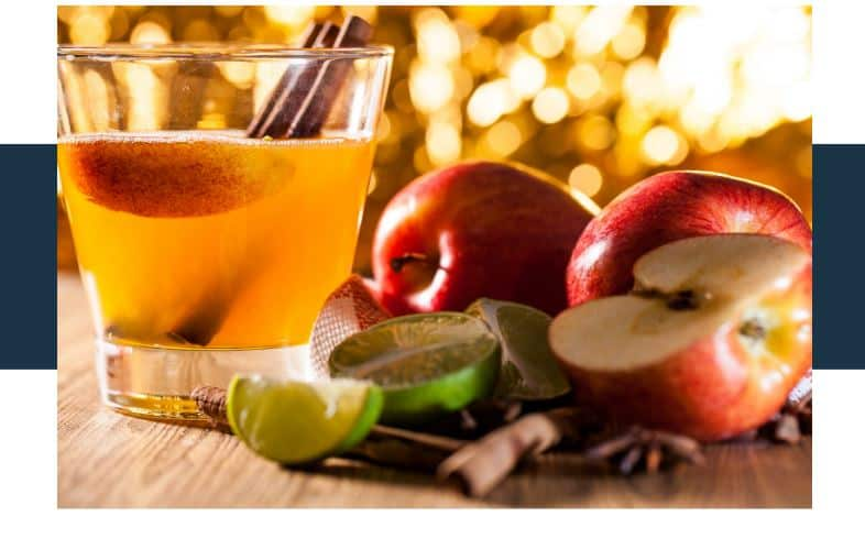 Is Apple Cider Made From Fermented Fruit