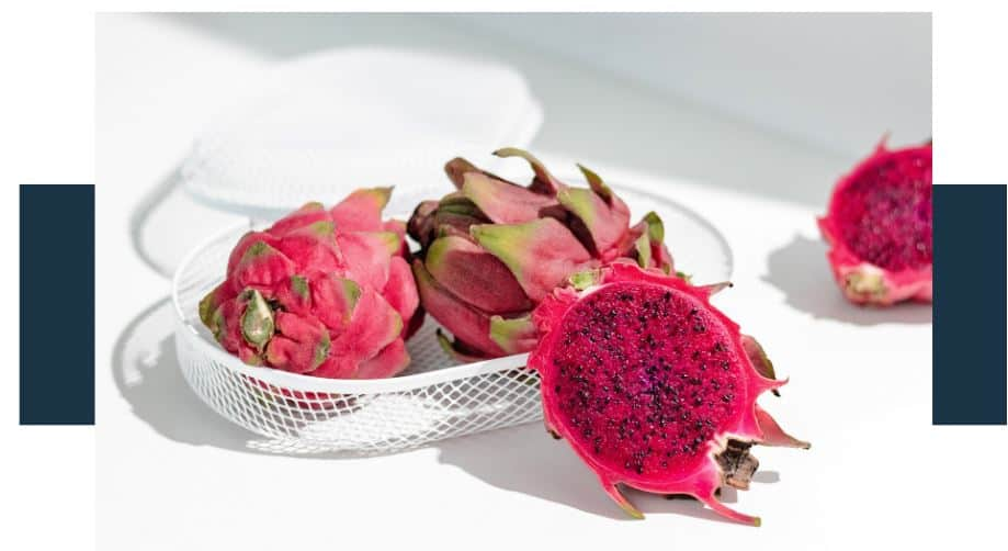 What are the health benefits of dragon fruit pulp
