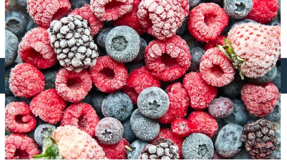 Are Frozen Berries Healthy