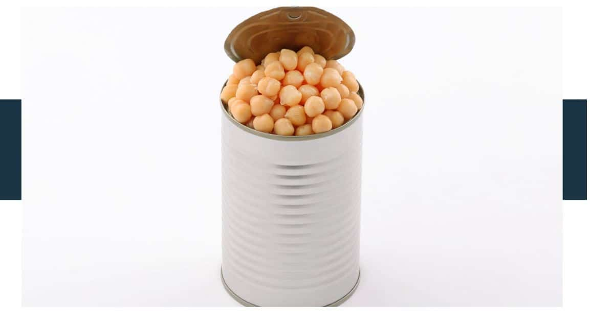 Is It Safe to Eat Canned Chickpeas