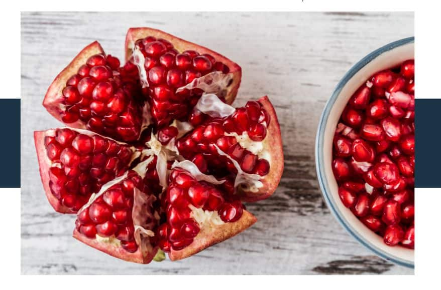 Why is Pomegranate the Forbidden Fruit