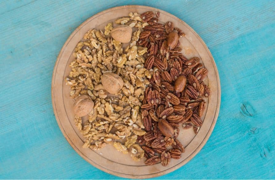 Do Pecans and Walnuts Taste the Same