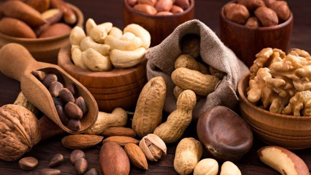Are Nuts Good for an Upset Stomach
