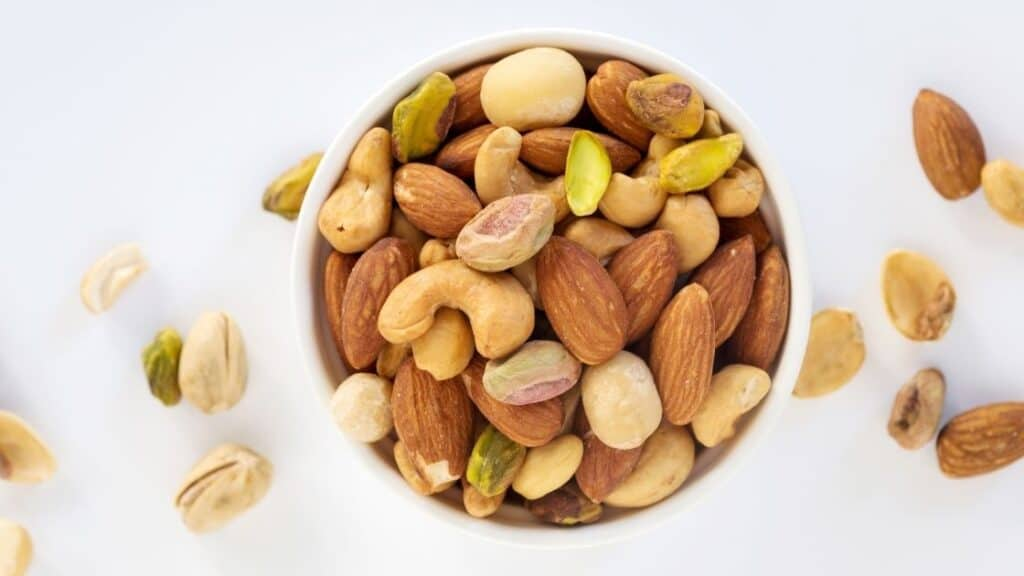 Can Nuts Cause a Drop in Testosterone