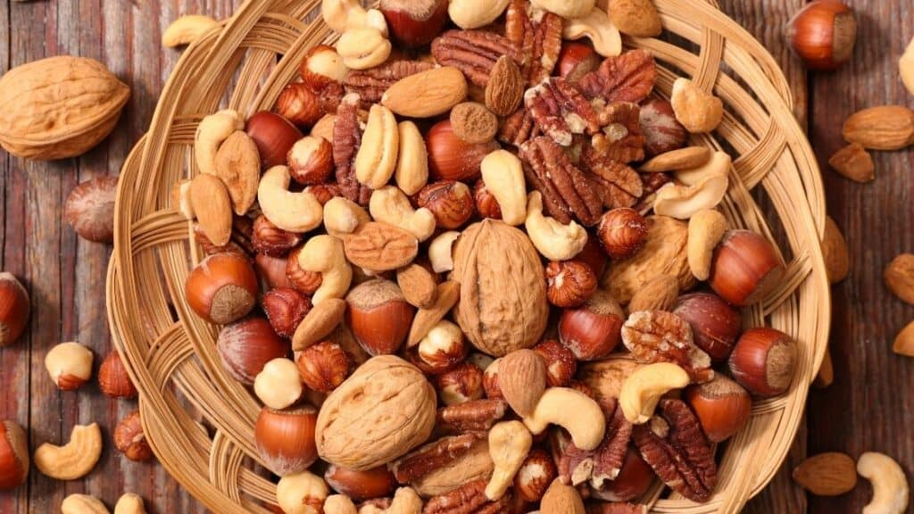 Can Nuts Help with Weight Gain