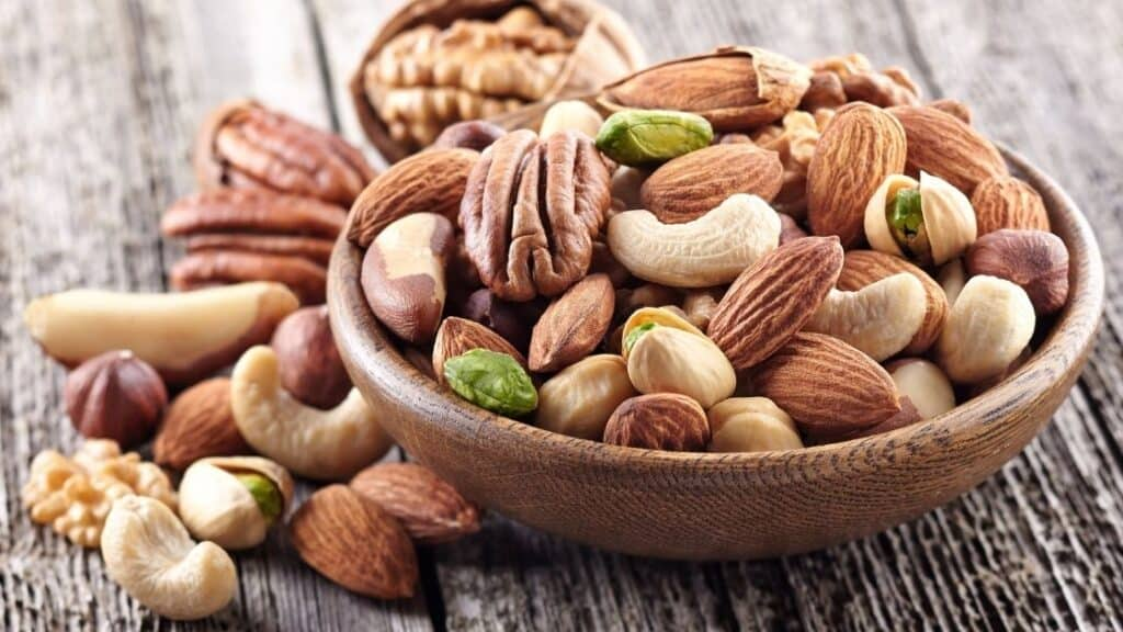 Incorporating Nuts Into A Vegan Diet