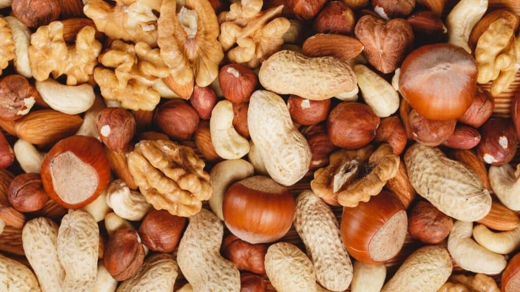 How Do Nuts Have Protein
