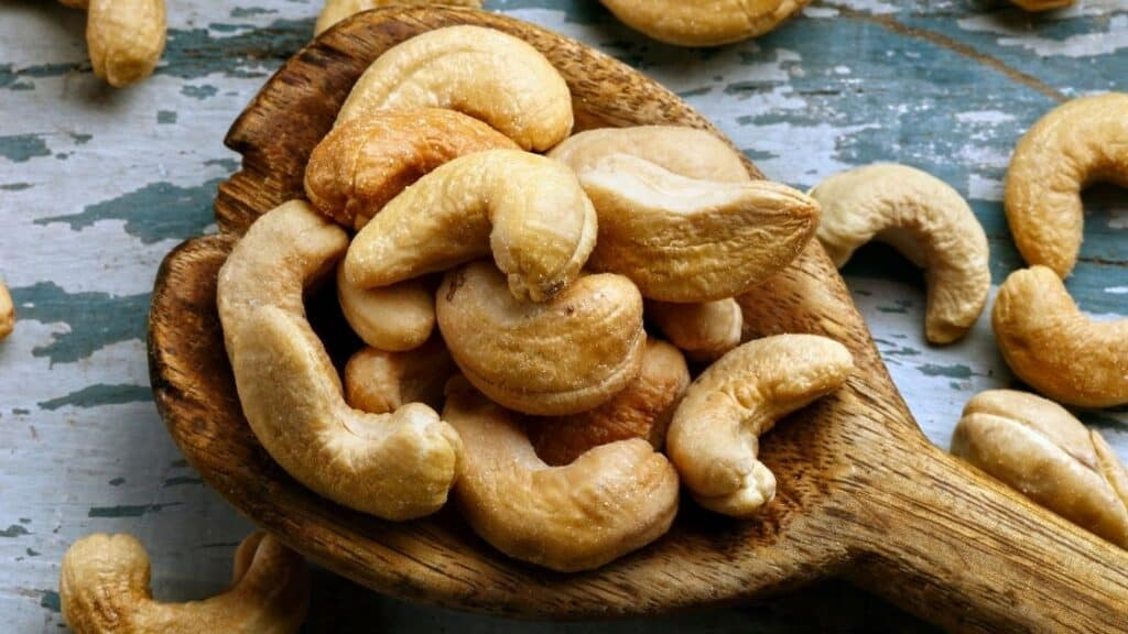 Cashew Nuts Nutritional Profile