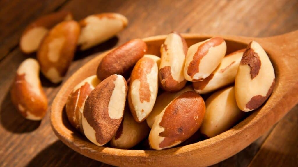 How Many Brazil Nuts Have Radiation Poisoning