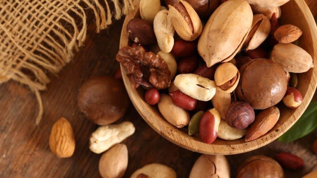 How Nuts Help You Poop