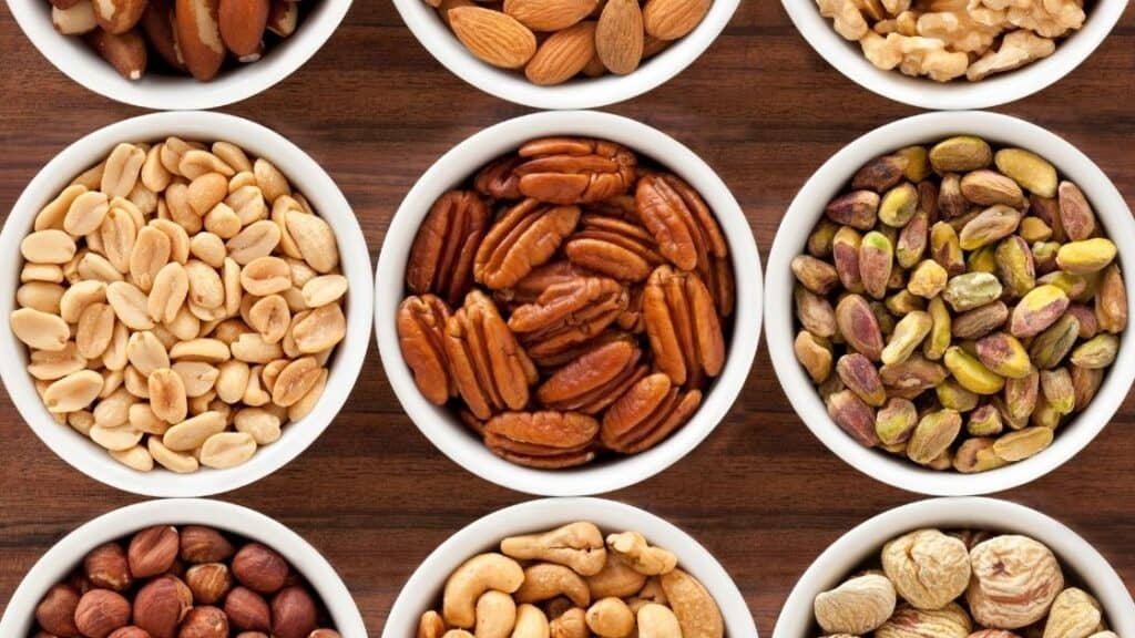 How To Gain Weight With Nuts