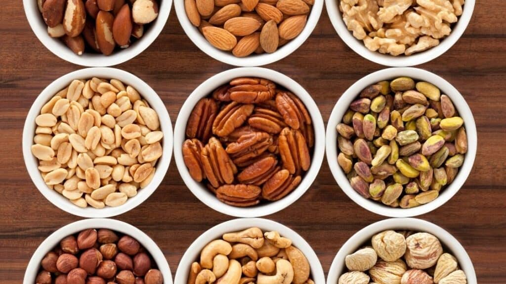 Mixed Nuts for Weight Loss