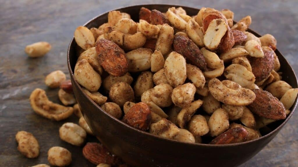 Raw Nuts vs Roasted Nuts