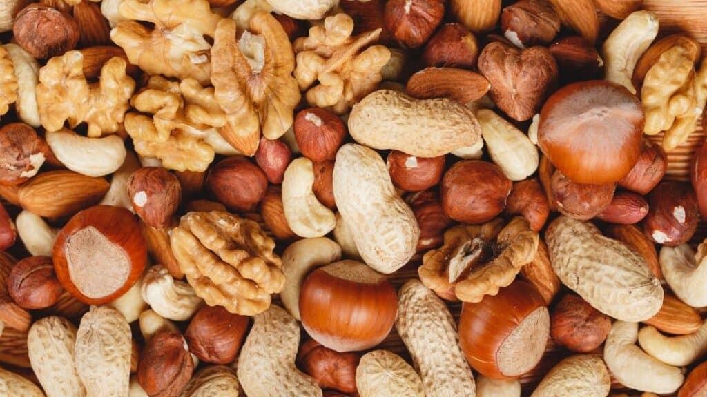 Vegan Eating Too Many Nuts