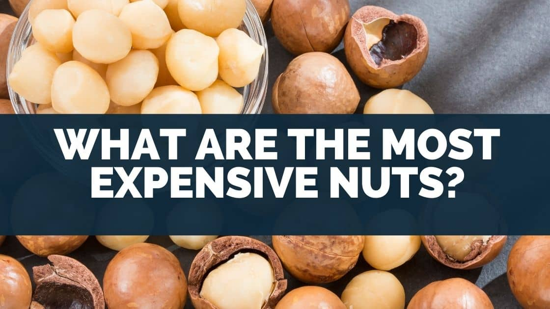 What Are the Most Expensive Nuts