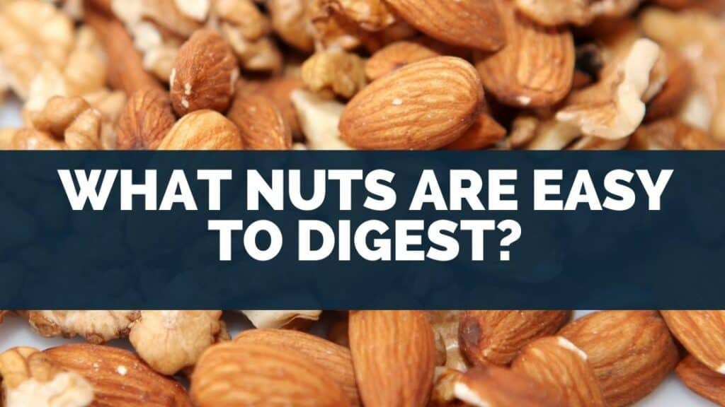 What Nuts Are Easy To Digest