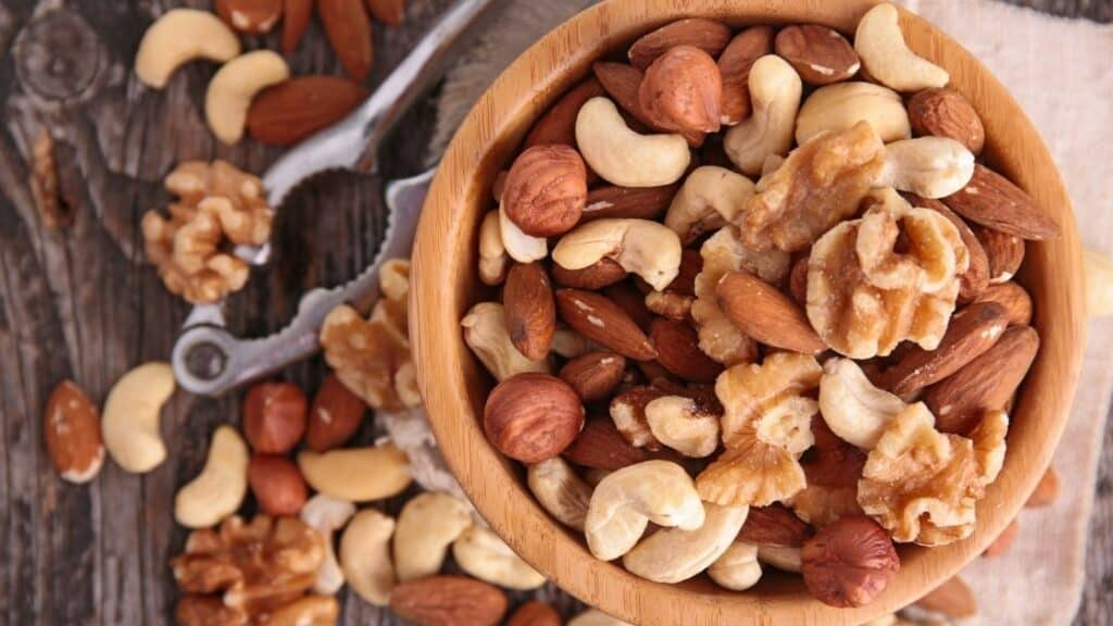 What Nuts Are Highest in Protein