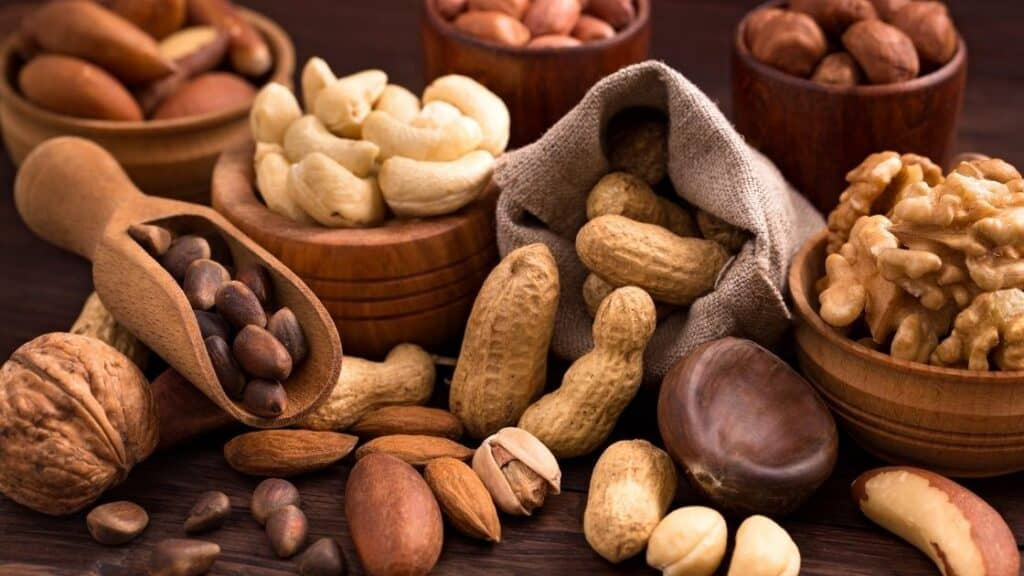 What Nuts Give You Energy