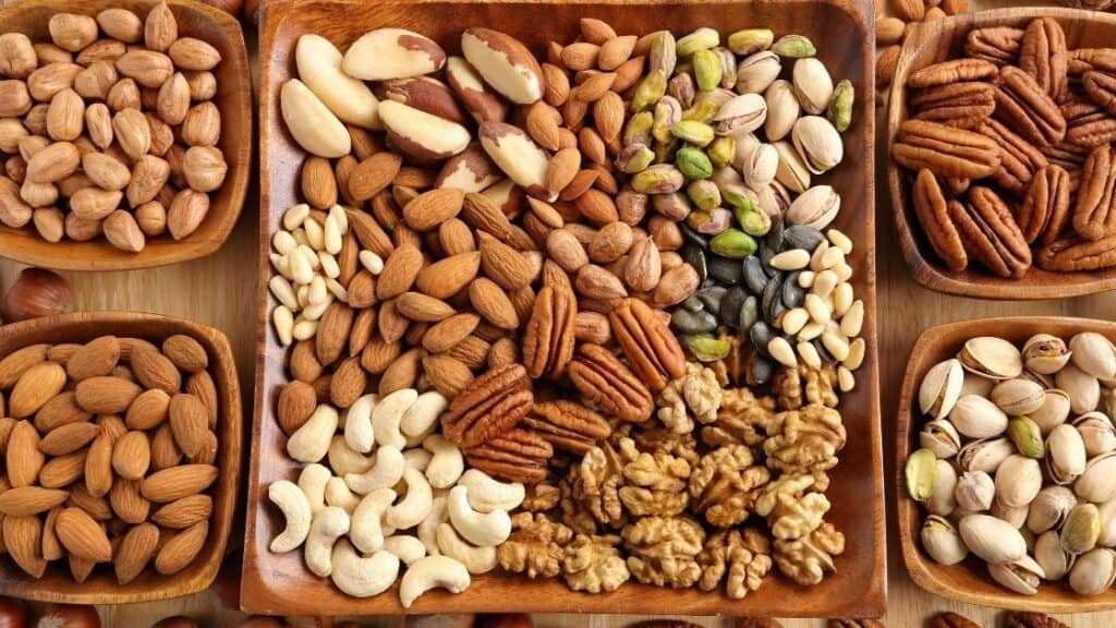 What Nuts Will You Find in a Mix