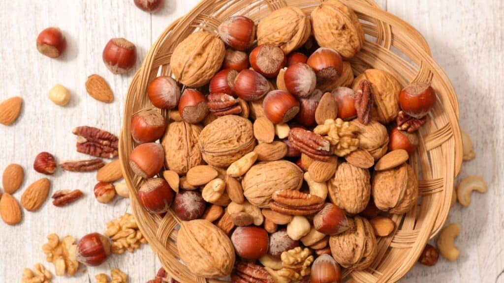 Which Nuts Are Highest in Zinc