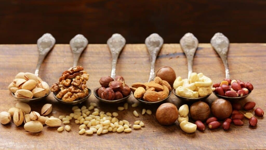 Why Do Nuts Have Saturated Fat