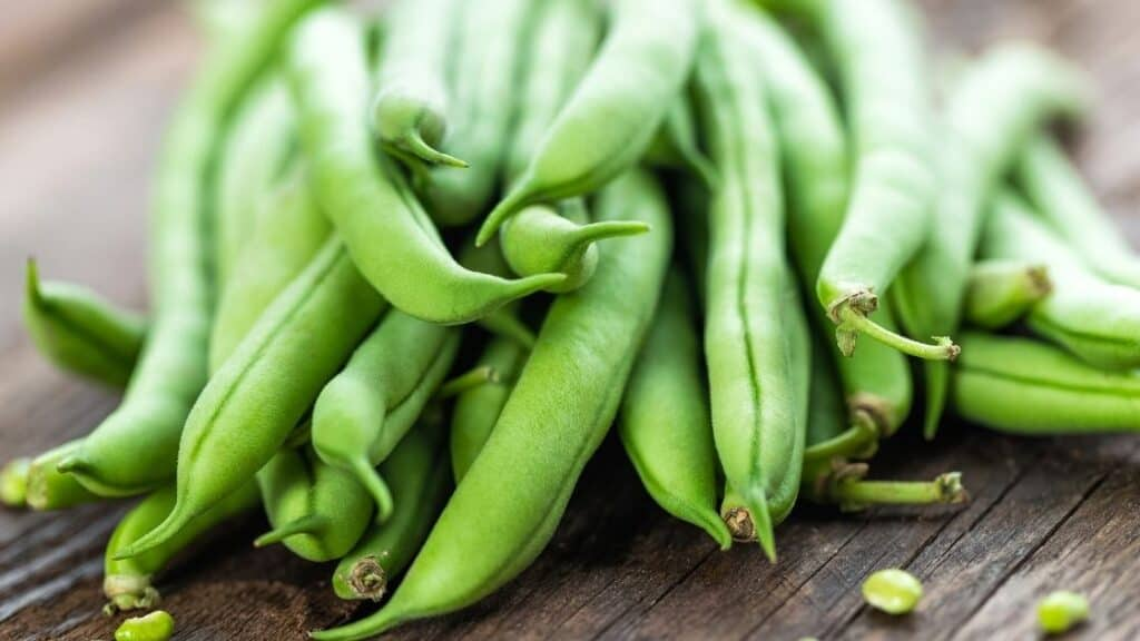 Do beans contain resistant starch