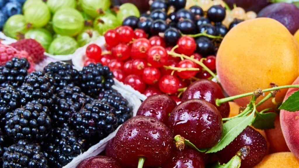 Fruit Tastes Fizzy