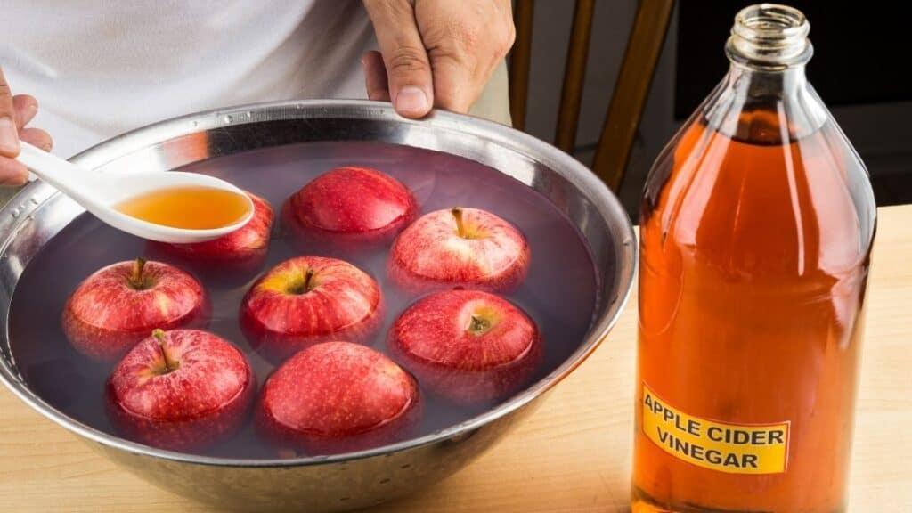 How Long Should I Soak My Fruit in Vinegar
