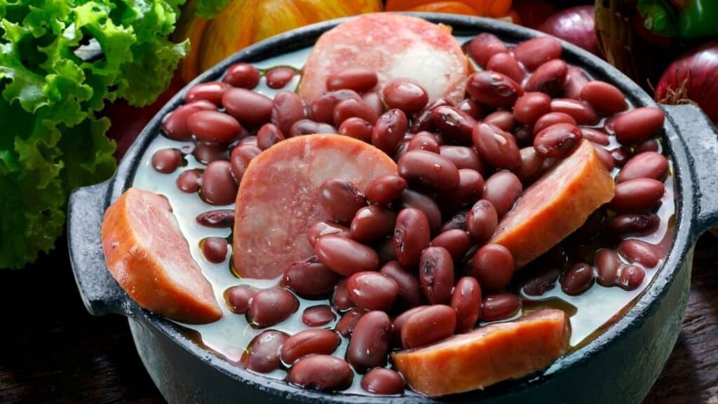 What health benefits might there be from consuming beans