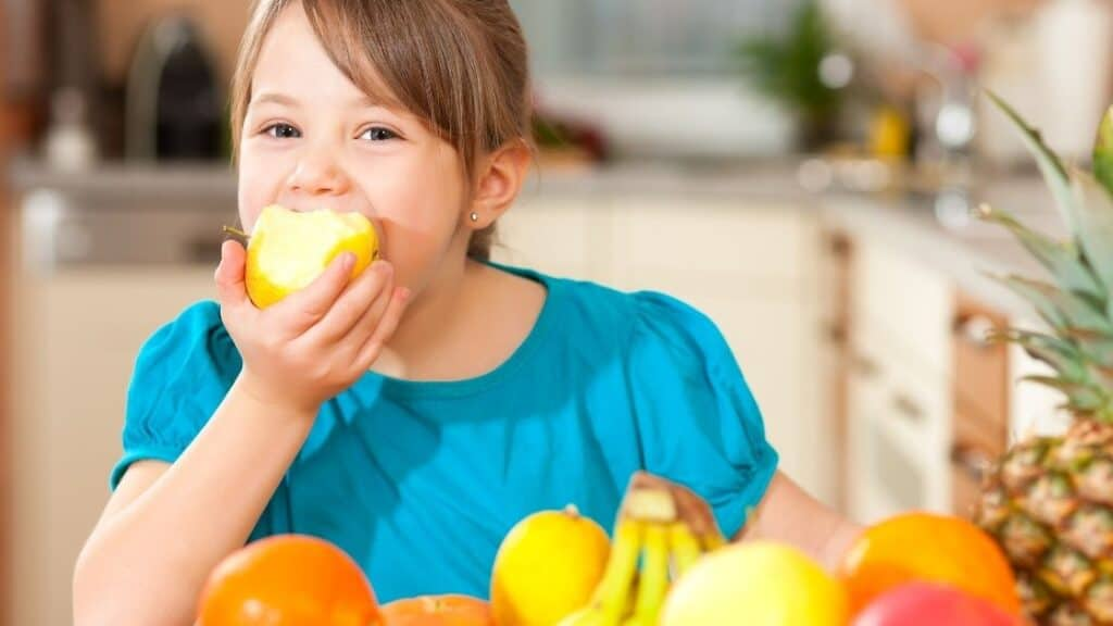 What's a healthy amount of fruit to eat in a day