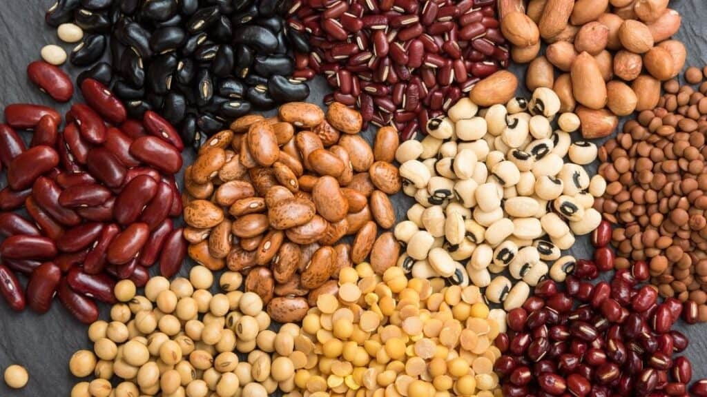 Are beans and lentils gluten-free