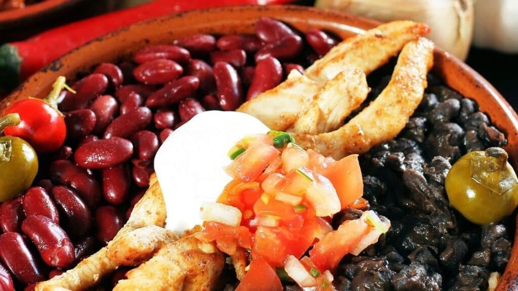Are beans good for belly fat