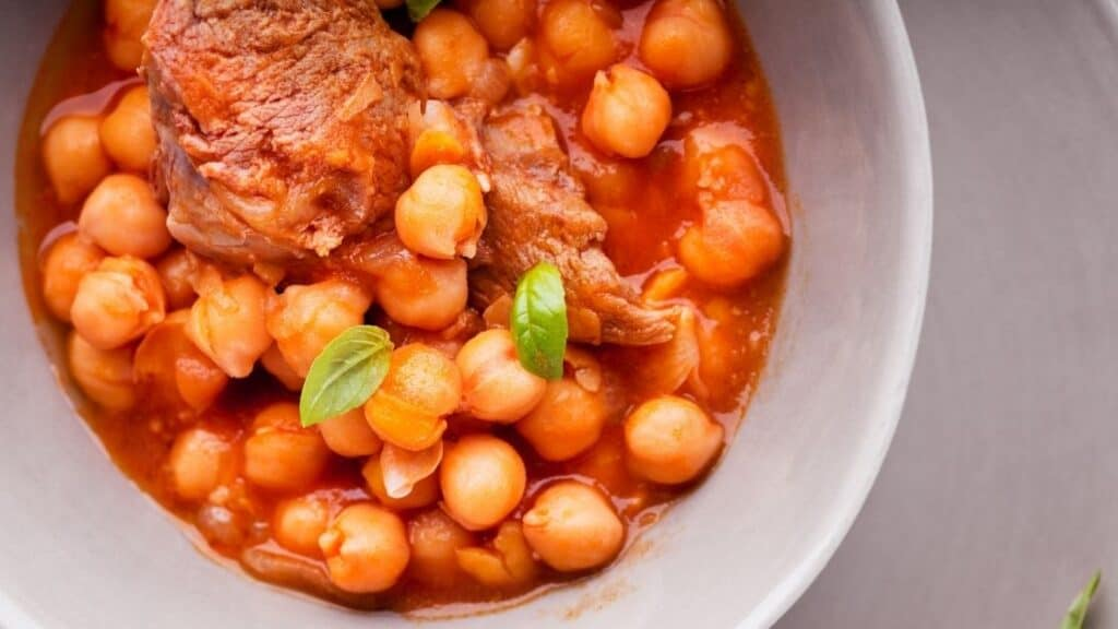 Are chickpeas a good substitute for meat