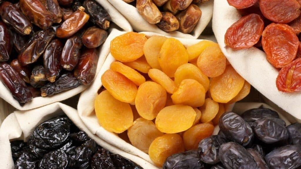 Do dried fruits make you gain weight
