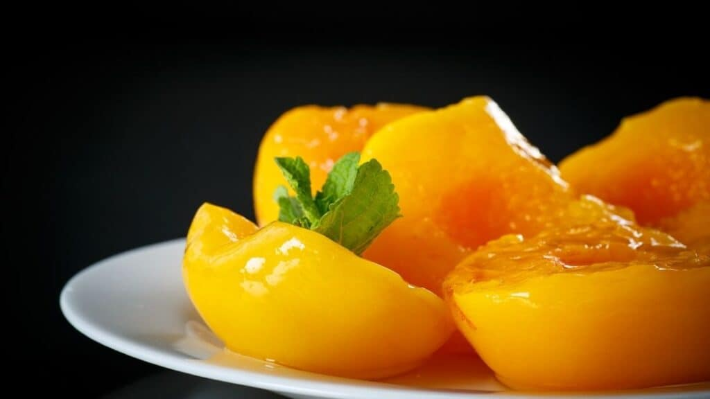 How Do I Know if My Canned Peaches Are Bad