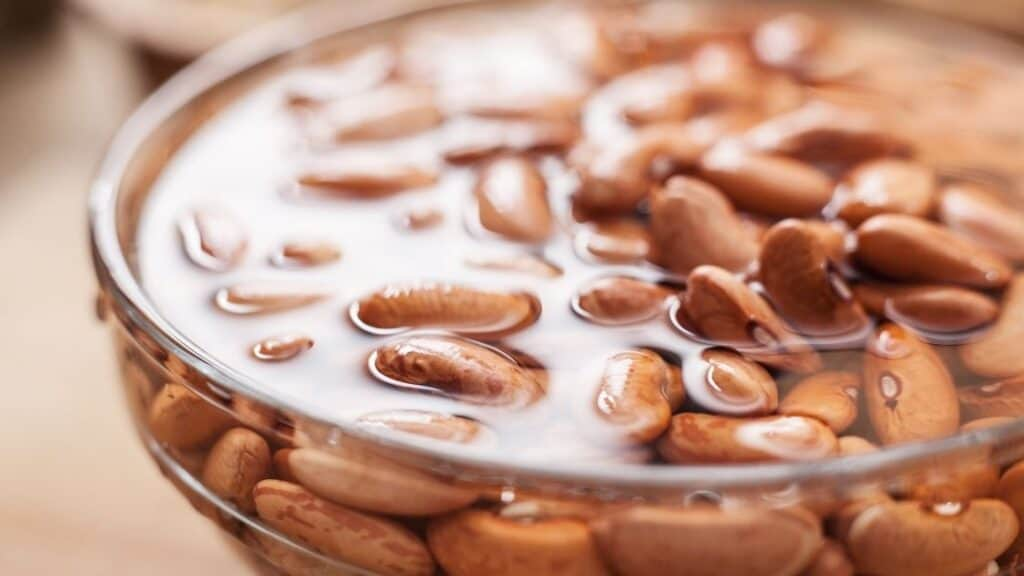 How Do You Soak Beans To Reduce Phytic Acid