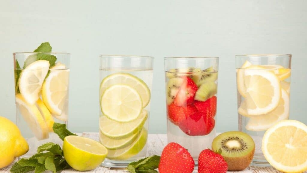 How Long Can Fruit Stay in Infused Water