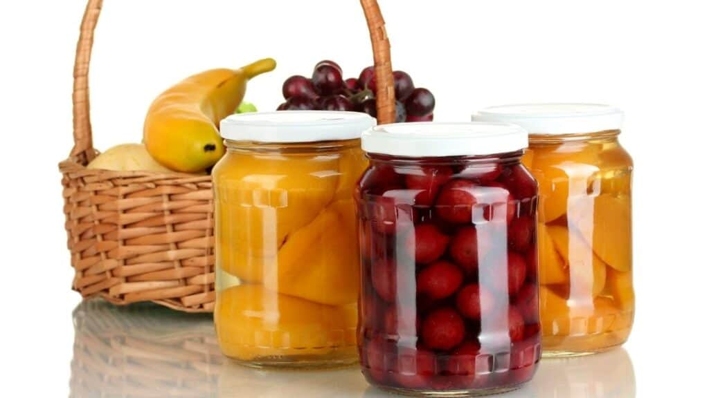 How Long Will Canned Fruit Last