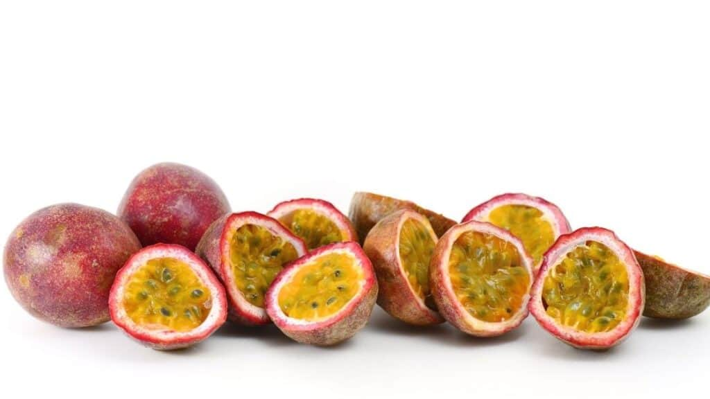 How much passion fruit should I eat a day