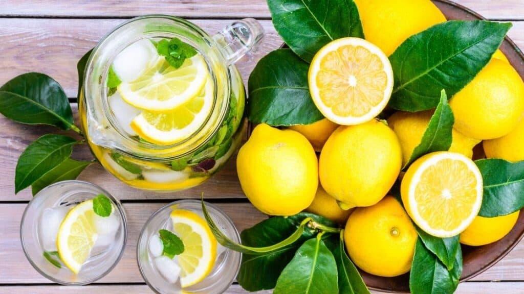 Is It OK To Leave Lemon in Water Overnight