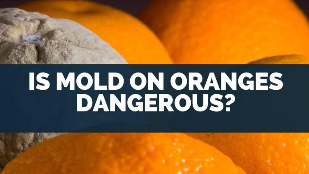 Is Mold on Oranges Dangerous